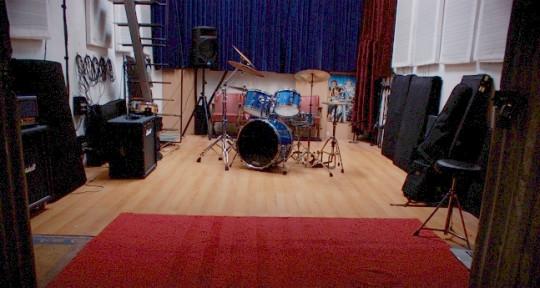 Photo of Basement Apes Recording Studios