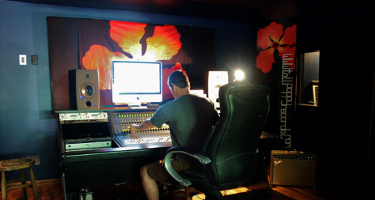 Photo of Poppy Den Recording Studio