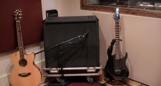 Photo of select recording studios.