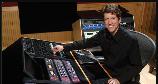 Photo of Mike Wells Mastering