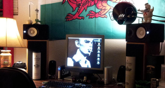 Photo of Welshman's Pride Mastering