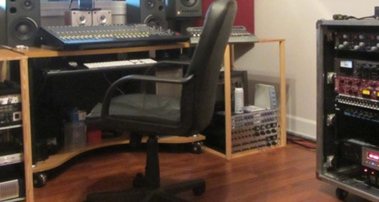 Photo of HD Audio Recording Studio