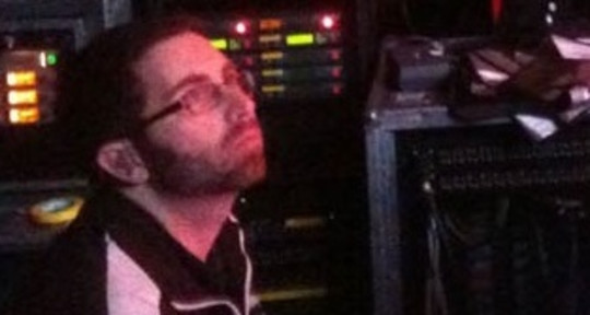Photo of Adam Robinson, Live Sound Engineer