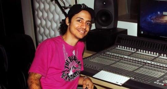 Photo of Daniel Rezende
