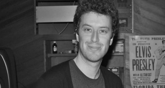 Photo of Adrian Deutsch