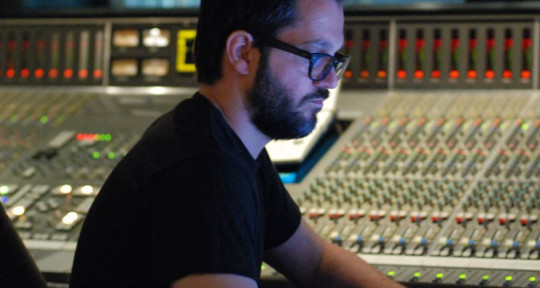 Photo of Michael Néron-Sound Engineer