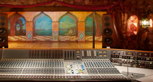 Photo of NRG Recording Studios