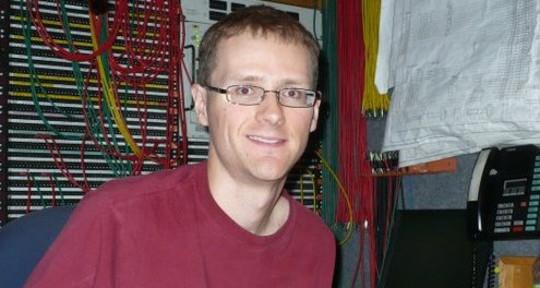 Photo of Ian Trace