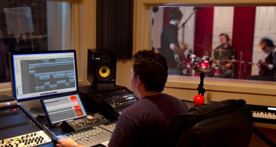 Photo of Bounce Recording Studios Melbourne