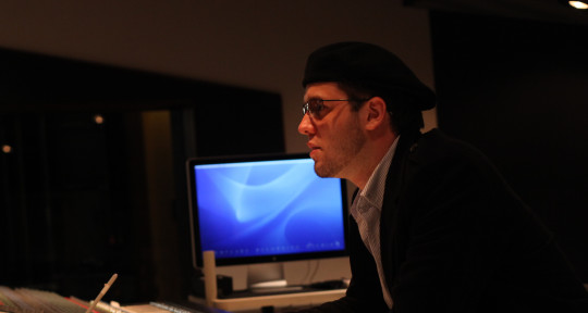 Photo of Martin Nessi-Producer, Mixer/Engineer, Arranger