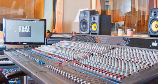 Photo of Muttness Recording Studios