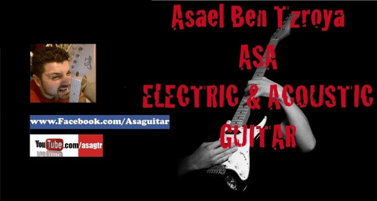 Photo of Asa - Professional Electric & Acoustic guitar & Mixing.