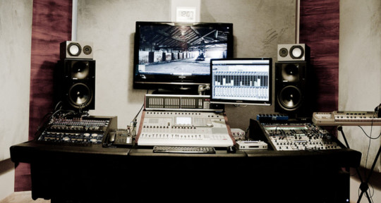 Photo of Atracoustic recording studio