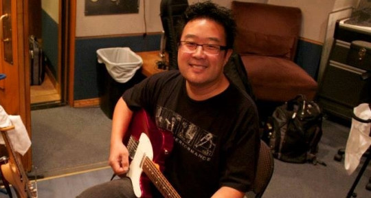 Photo of Basil Fung/Guitarist