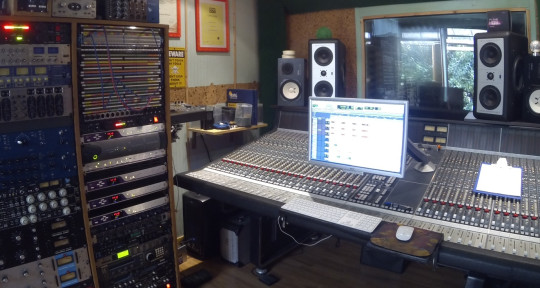 Photo of Green river studio