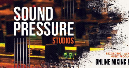 Photo of Sound Pressure Studios