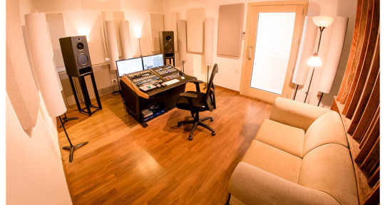 Photo of Mauricio Gargel audio mastering