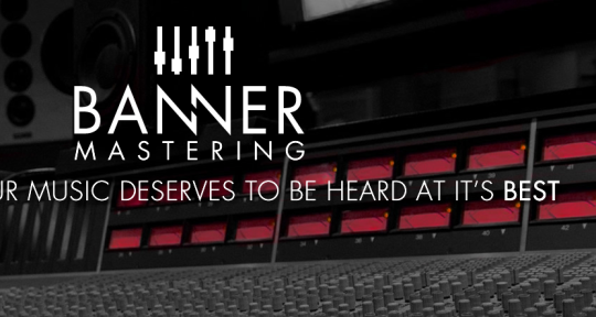 Photo of Banner Mastering
