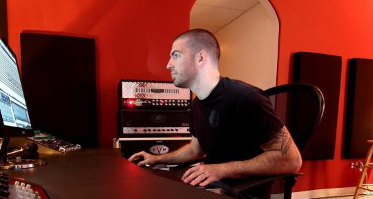 Photo of Dave Otero (Flatline Audio)