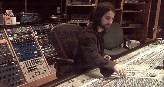 Photo of Steven Morrison