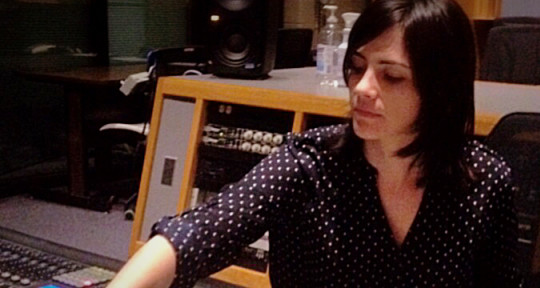 Photo of Maria The Audio Engineer