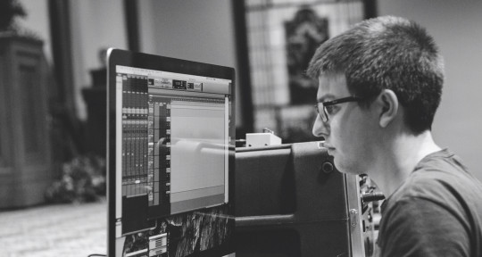Photo of Dylan Hofmann Audio