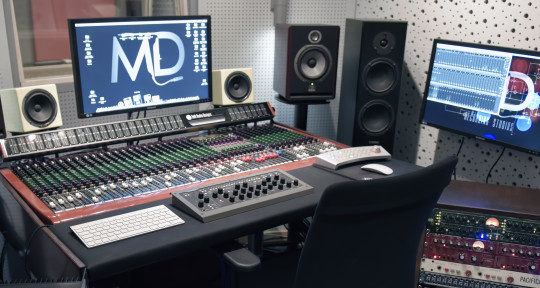 Photo of MD Recording Studios
