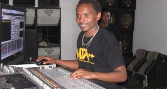 Photo of Sound Engineer