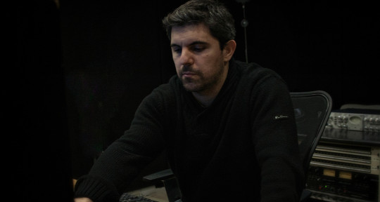 Photo of Yiannis Konstas, (No9 Studios)