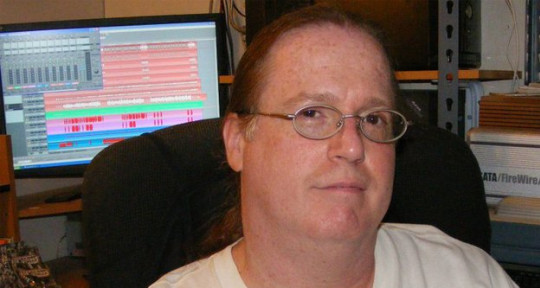 Photo of Tim Toonz, audio engineer\tech