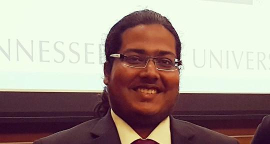 Photo of Sarvesh Agrawal