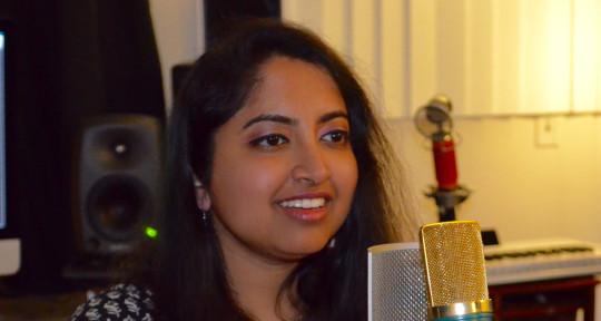 Photo of Shruti Iyer