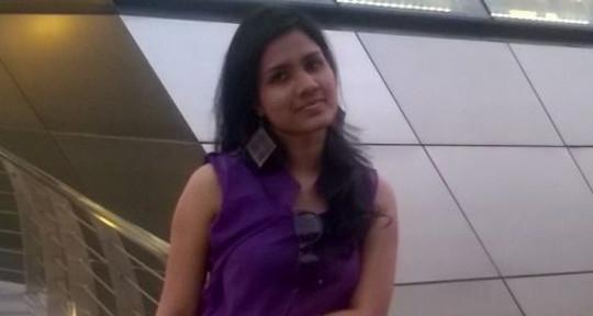 Photo of Hamsini Sankaran