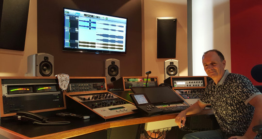 Photo of Andres Mayo Mastering