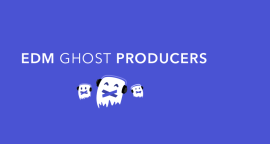Photo of EDM Ghost Producers