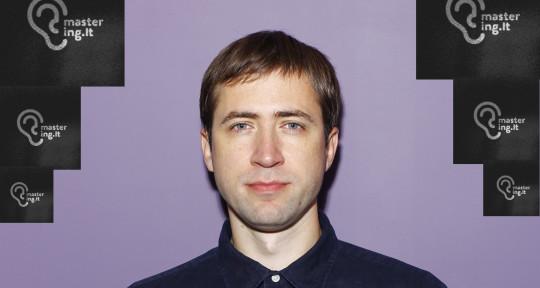 Photo of Denis Emery @ Mastering.LT
