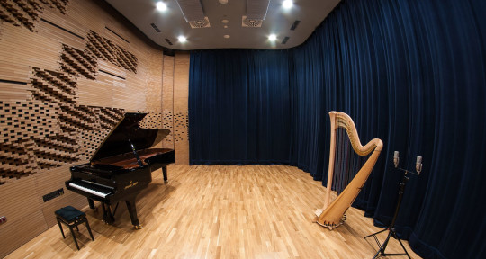 Photo of Orlí Street Theater Rec Studio
