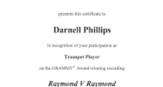 Photo of Darnell TrumpetDude Phillips