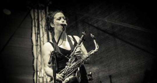 Photo of Amy Denio
