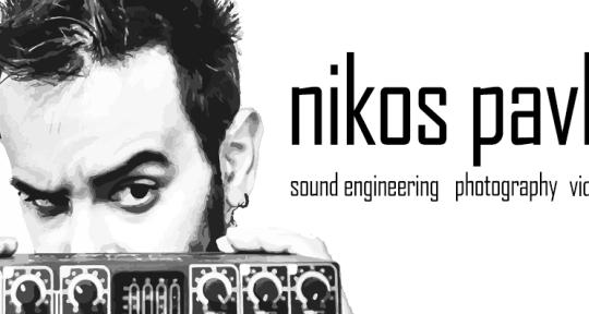 """Photo of Nikos Pavlou, the """"Porcupine"""""""