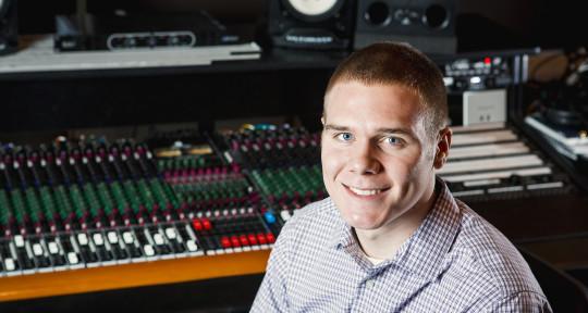 Photo of Ben Barnett