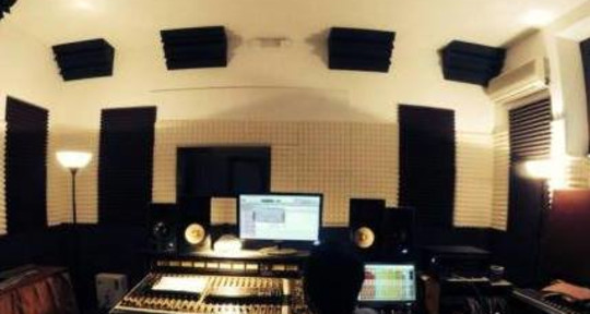 Photo of VDSS Recording Studio