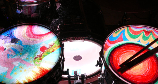 Photo of Benji Drums