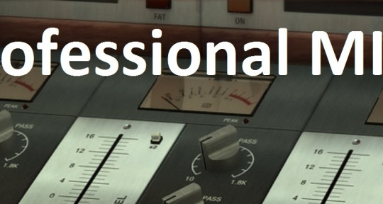 Photo of Budget Mixing for a Pro Sound