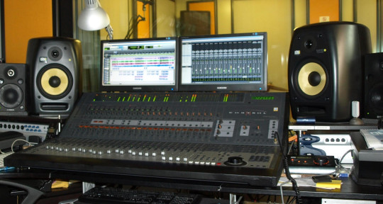 Photo of Studio B Recording