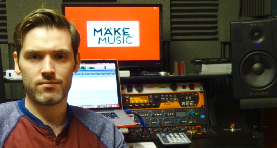 Photo of MAKE Music NI