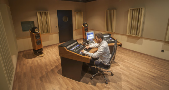 Photo of Miguel A.G.Black Box Mastering
