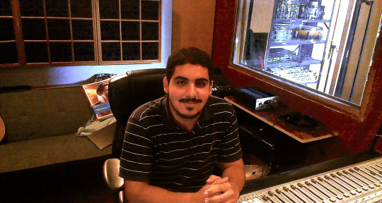 Photo of Juan M. Olivares