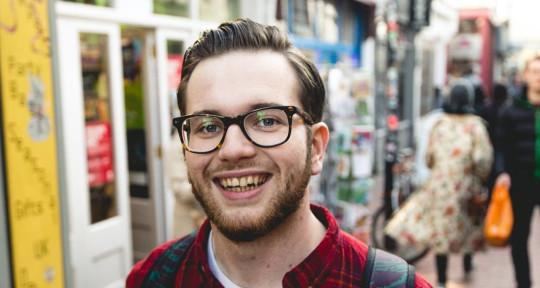 Photo of George Gleeson