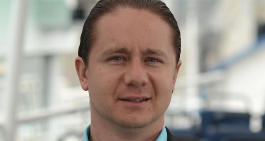 Photo of Paul Dubrovsky